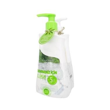 Incia  Moisture Rich Olive Oil 250ml + Pure Olive Oil Liquid Soap 250ml Set Renksiz